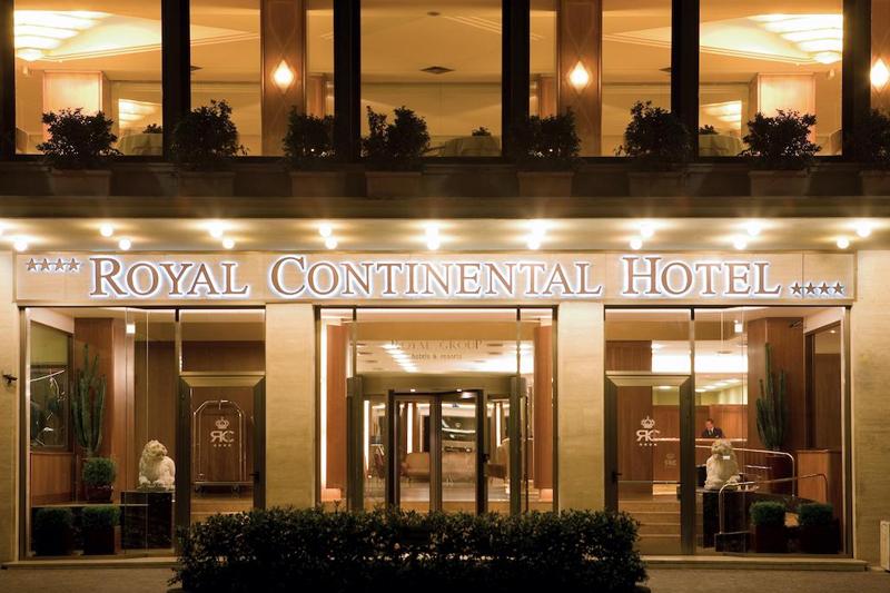 Hotel Royal Continetal, Napoli
